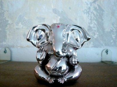 India god sculpture. indian godness elephant