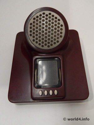 Radio, Phonola, 1939, Italian Design Vintage