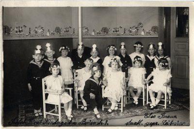 Fröbel, Froebel Kindergarten, Berlin, Child Theater, Alternativ