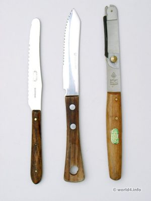 German Kitchen tool, made in Solingen. Asparagus peeler, Herbertz & Meurer, Pfiffikus peeler