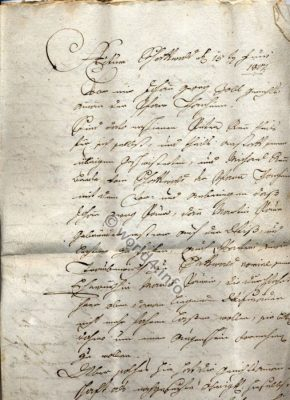 Antique collectible letter autograph, Template Calligraphy handwriting.