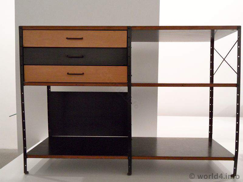 Storage Unit, Esu, Charles Eames