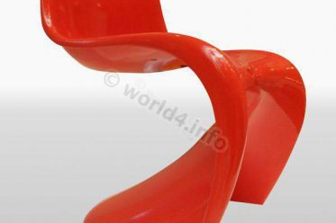 Verner Panton, Chair, Design, Furniture, space age