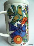 Vintage Villeroy & Boch, Acapulco porcelaine design decor