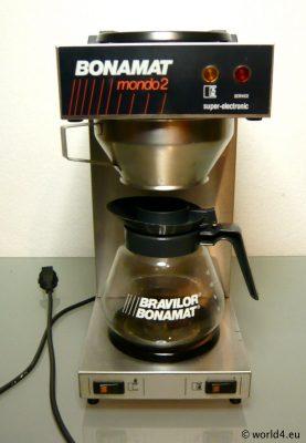 Bravilor Bonomat, Industrial, coffee, machine, mondo 2, Super electronic, Industrial, design