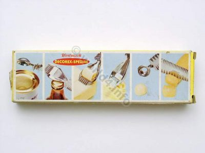Westmark Decorex Spezial, Multipurpose garnisher