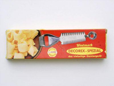 German mid-century, Westmark Decorex Spezial, Multipurpose garnisher