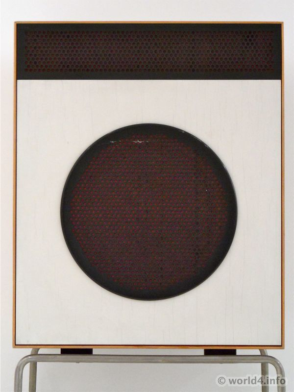 Braun, Speaker, L2, Design,Dieter Rams, Germany, Industrial, design.