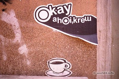German street artist. Graffiti Stencil street art. Halle Germany Streetart scene.