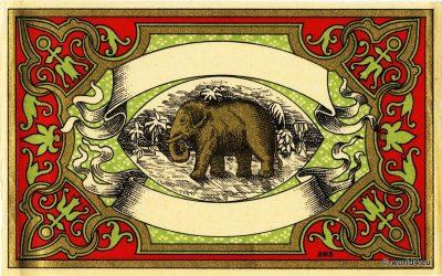 Antique ornamental Cigar bands. 1920s Graphics. Art deco Illustration.