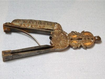 Antique multipurpose knife with pliers. Spain 18th Century. Collectible knives.