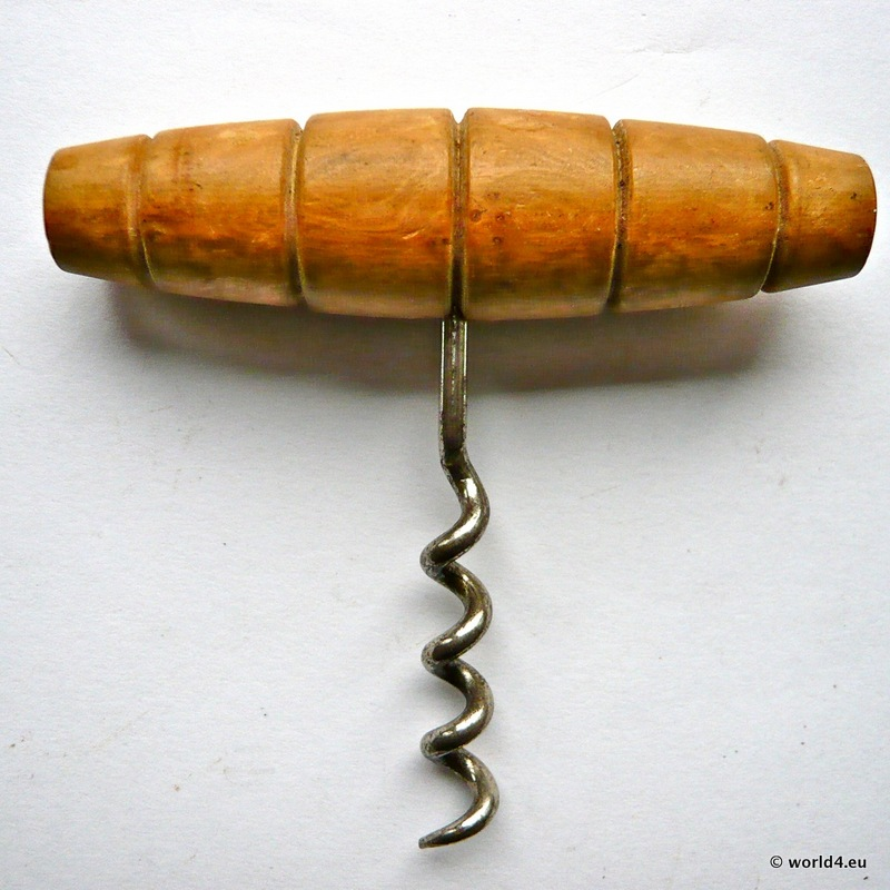Old Corkscrew Around 1970s Lost And Found