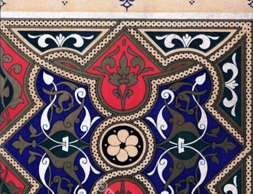 Arabian art. Ornamentation, Manuscripts.